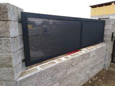Front Wall Design, House Fence Design, Modern Fence Design, Balcony Railing Design, Main Gate Design, Garage Door Design, Terrace Grill, Modern Stair Railing, Balustrades