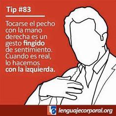 21 Tips que debes tener en cuenta sobre el lenguaje corporal - Taringa!