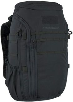 The F5 Switchblade EDC pack keeps a low profile, while maximizing space and organization. Open the top lid pocket and you will find two magazine pouches, and other small organizing features. Organizing, Organization, Black Bags, Pouches, Edc, Packing, Profile, Magazine, Backpacks