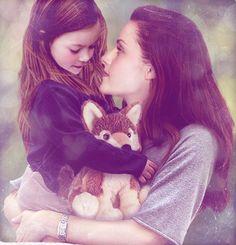 love the stuffed wolf.