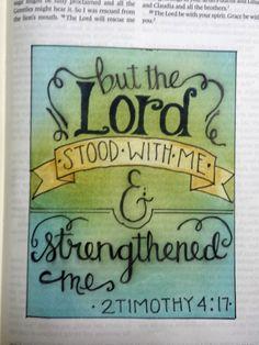 Artsy Faith: Bible Art Journaling 101 part 6
