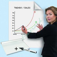 Office Supplies Magic Board Starter Kit Charts