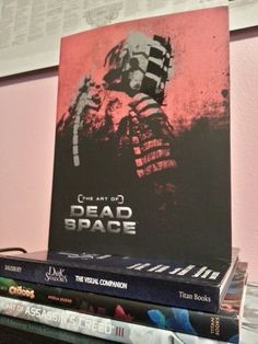 [Book Review] http://www.musingwithcrayolakym.com/3/post/2013/06/the-art-of-dead-space.html