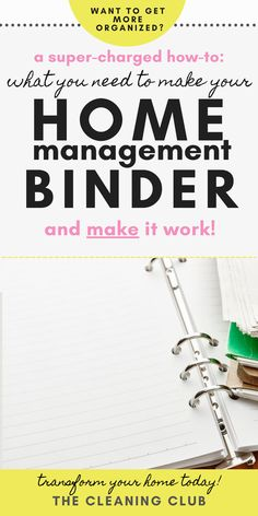 Household Expenses, Household Binder, Home And Auto Insurance, How To Make Planner, Home Management Binder, House Cleaning Services, Daily Cleaning, Calendar Pages, Make It Work
