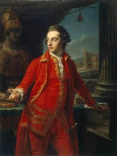 The Athenaeum - Portrait of Sir Gregory Page-Turner (Pompeo Batoni)