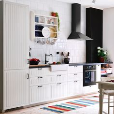 Ikea Method kitchen