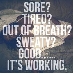 Fitness motivation #mblog