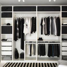 PAX système armoires et dressing