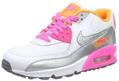 Nike NIKE AIR MAX 90 MESH (GS) Damen Sneakers - http://on-line-kaufen.de/nike/nike-nike-air-max-90-mesh-gs-damen-sneakers