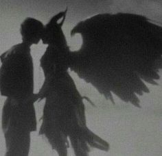 demon and angel aesthetic Devil Aesthetic, Aesthetic Photo, Aesthetic Pictures, Aesthetic Dark, Aesthetic Anime, Crying Aesthetic, Aesthetic Grunge Tumblr, Aesthetic Women, Couple Aesthetic