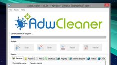 If you've accidentally installed an annoying toolbar on your system that just won't go away, AdwCleaner will help you get rid of it. Windows Programs, Computer Maintenance, Computer Repair, Computer Tips, Hardware Software, Problem And Solution, Everyone Knows, Things To Know, Programming