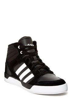 BBNeo Raleigh Mid Sneaker by adidas on @HauteLook