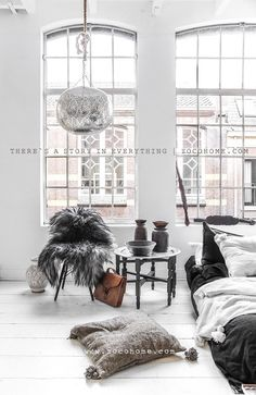 Zoco Home - Ethnic Scandinavian Decor - Moroccan Lanterns and Cushions…