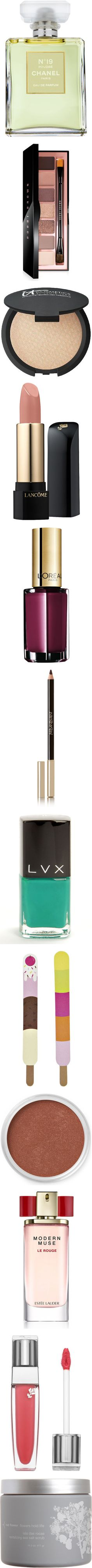 Top Beauty Products for Jun 27th, 2015 by polyvore on Polyvore featuring polyvore, beauty products, fragrance, perfume, makeup, accessories, chanel fragrance, eau de perfume, chanel perfume, eau de parfum perfume, edp perfume, eye makeup, eyeshadow, gold eye shadow, gold shimmer eyeshadow, matte palette eyeshadow, gold eyeshadow, palette eyeshadow, face makeup, face powder, lip makeup, lipstick, lips makeup, lancôme, black lipstick, moisturizing lipstick, black lips makeup, nail care, nail…