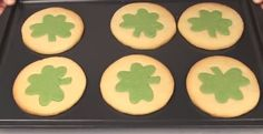 Copycat Recipe: Pillsbury Shamrock Shape Sugar Cookies     Incredibly soft and sweet, it is no wonder why I loved these cookies so much. @bakelikeapro
