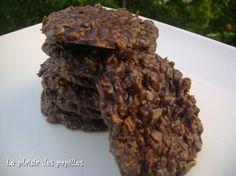 ~Biscuits+au+gruau,+chocolat+et+beurre+d'arachides+sans+cuisson~