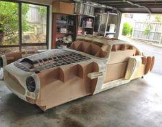 Man creates 1961 Aston Martin via 3-D Printer