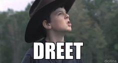 Dreet! :3 Bad Lip Reading of the Walking Dead