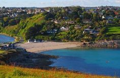 Swanpool Beach, Falmouth, Cornwall This beach is a 30 minute walk from where I live