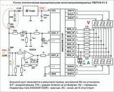 A voltmérő / ampermérő YB27VA-V1.3 és annak verziószáma. / Modernizálás és javítás / Közösségi EasyElectronics.ru