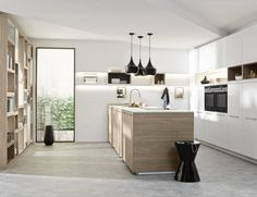 kitchen ideas modern inspiration nolte kitchenscom - Nolte Kchen Mit Kochinsel Und Theke