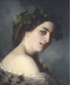 Charles-Zacharie Landelle (French, 1812-1908)
