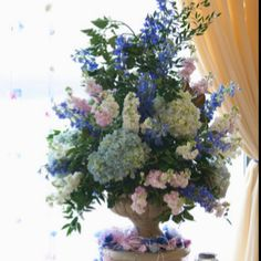 Large flower arrangement
