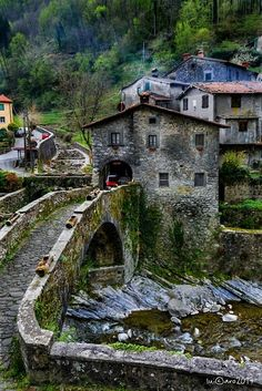 Fabbriche di Vallico Lucca, Tuscany, Italy #ItalyVacation
