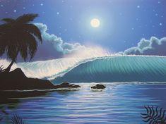 """Mike """"Nemo"""" Nemnich surf art"""