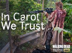The walking Dead is a show that I was introduced too. She's gone, but I still appreciate this show!-J