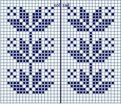 Cross Stitch Bookmarks, Cross Stitch Borders, Cross Stitch Flowers, Cross Stitch Designs, Cross Stitch Patterns, Tunisian Crochet, Filet Crochet, Crochet Yarn, Crochet Stitches Patterns