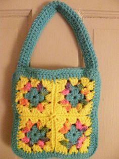 Small child's handbag. Great gift for Easter
