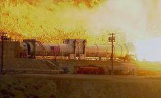 NASA: Testou com Sucesso Foguete Sólido que Poderia Levar a Marte ( VÍDEO )