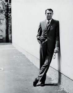 Cary Grant - epitome of a gentleman