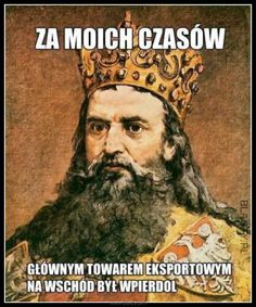 Casimir III the Great King Casimir III, the only Polish king to earn the… Friedrich Ii, Great King, Catholic Saints, European History, Reaction Pictures, Ancestry, Medieval, Funny Memes, Anime