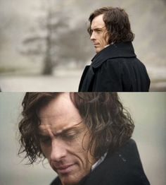 Toby Stephens - Mr. Rochester, Jane Eyre he caught the fire and spark of Rochester, but he's a bit too pretty.