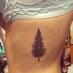 #tree #new #baby #tattoo #dotwork