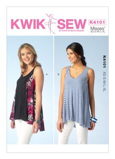 K4101 | Kwik Sew Patterns