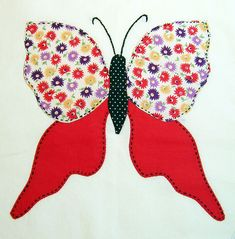 butterfly-red