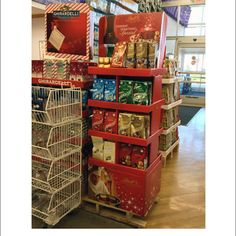 Popon | Image Gallery | Lindt Unwrap Something Special Pallet