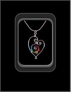 chakra jewelryreiki jewelryzenmost by RosesWireArtJewelrY on Etsy, $28.00
