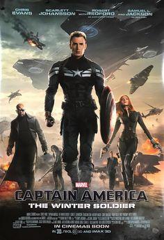 Captain America - The Winter Soldier - 2014