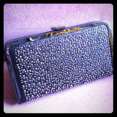 Sparkly Glam Clutch Hard Case