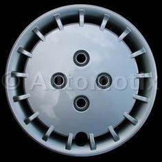 "Description:	14"" Aftermarket Wheel Cover  SILVER; REPLICA H55016, BOLT-ON  Pack:	FOUR COVER SET  Notes:	Please make sure to select the desired style/color; The pictures on the web are in black-and-white  Discount Price:	$30.45"