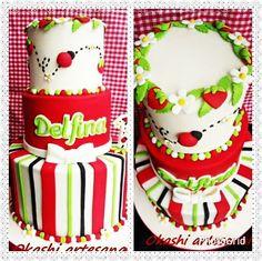PRIMER AÑITO DE DELFINA!! #cake #vaquitasanantonio #primerañito  #1añito #tortastematicas  #tortasdecoradas  #cumpleañostematico #ladybug #mariquita #buenosaires #argentina #eventos #eventplanner by okashiartesanal. ladybug #tortasdecoradas #eventos #1añito #mariquita #vaquitasanantonio #tortastematicas #buenosaires #argentina #eventplanner #cake #primerañito #cumpleañostematico #eventprofs #meetingprofs #eventplanner #meetings #events