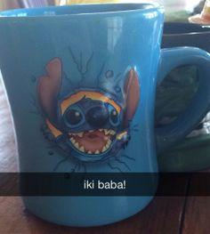 stich mug