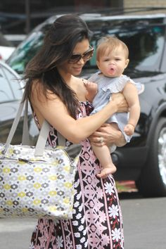 Happy 1st Birthday Everly Tatum <3 What a gorgeous baby girl!