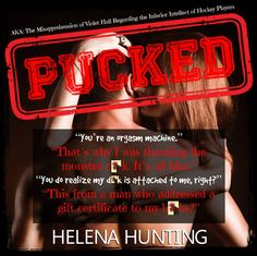 TEASER: PUCKED by Helena Hunting