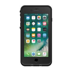 e12a3a0d615c FRĒ lifeproof case FOR iPHONE 7 PLUS in black Iphone 7 Plus Cases
