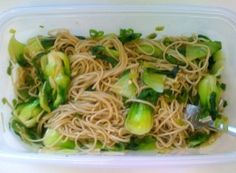 soba noodle recipe bok choy recipe easy healthy lunch recipe